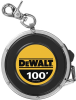 100' Auto Retractable Long Tape -- DWHT34201 - Image
