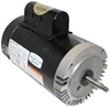 Pool Motor,2, 1/4 HP,3450/1725 RPM,230V -- 16U463