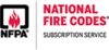National Fire Codes Subscription Service ONLINE - New or Renew