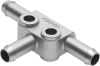 Barbed T-connector -- FCN-3-PK-3/2 -Image