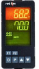 PXU - PID Controller, 1/8 DIN Universal Input, Linear V Out, AC power, RS-485, 2nd relay output, Re-transmission output, User Input