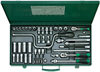 45a/33/13 - Socket set 3/8