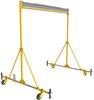 DBI-SALA FlexiGuard Yellow A-Frame Fall Arrest System - 840779-09988 -- 840779-09988