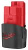 Milwaukee 48-11-2401 M12 12v Li-ion Battery (Bulk Packaging) -- BATTERY48112401