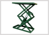 Double Scissors Lift Tables -- DSL-672102E