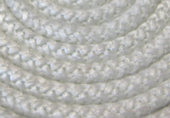 Cordage, Rope, and Webbing - Woven Silica Rope, Sleeving and Tape