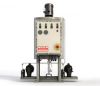 Chemical Feed System and Metering Pump -- View Larger Image