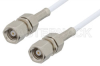 SMC Plug to SMC Plug Cable 60 Inch Length Using RG196 Coax, RoHS -- PE3596LF-60 -Image