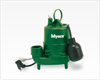 Submersible Effluent Pumps