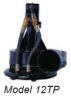 Hydraulic Driven Submersible Trash Pump -- 12T