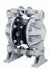 High-Flow Double-Diaphragm Pump, 1/2