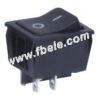 Double-poles Rocker Switch -- RS-201-4C ON-OFF - Image