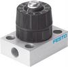 GRPO-160-1/8-AL Precision flow control valve -- 542025