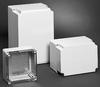 HOFFMAN ENCLOSURES - Q18138PCE - ENCLOSURE JUNCTION BOX POLYCARBONATE GRY -- 792994