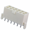 Rectangular Connectors - Headers, Male Pins -- 1-2029059-2-ND -Image