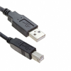 USB Cables -- 2057-CA-USB-AM-BM-10FT-ND -Image