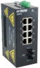 309FX Unmanaged Industrial Ethernet Switch, ST 2km