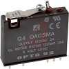I/O Module; AC Output; 12-140 VAC; 5 VDC input; w/ Manual/Auto Switch -- 70133546