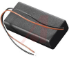 Battery Holder; AA; 0.7 in.; ABS; 2; Spring; 26 AWG -- 70182673
