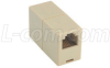 Modular Coupler, RJ11 (6x4), Cross Wired -- TDG1026-4R - Image