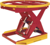 Rotating Lift Table -- PalletPal Powered Hydraulic Series