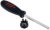 8 IN 1 SCREWDRIVER WITH MAGNETIC EXTENSION PICK-UP TOOL -- IBI286856