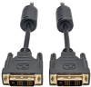 DVI-D Single-Link Digital TMDS Monitor Cable (DVI-D to DVI-D M/M), 1920 x 1200 (1080p), 20 ft. -- P561-020 -- View Larger Image