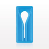 Slide Clamp, Light Blue -- 11032 -Image