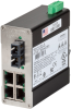 105FX MDR Unmanaged Industrial Ethernet Switch, SC 80km
