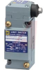 Limit Switch, Heavy Duty, Horz. Push Rod, Side Plunger, Snap Action 1NO-1NC, 10A -- 70060498 - Image