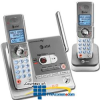 AT&T; DECT 6.0 Digital Dual Handset Cordless Telephone.. -- SL82218