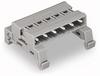 Double pin header; Pin 1.2 x 1.2 mm; 7-pole -- 232-567/007-000