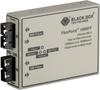 Media Converter Gigabit Ethernet MM 850nm SC SM 1550nm SC -- LMC1000A