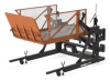 Cantilever Surface Mount Dock Lifts - S-Line -- HSL-8000-C -Image
