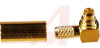 connector,rf coaxial,mmcx rt angle crimp plug,for rg316 double braid,50 ohm -- 70031861