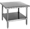 Stainless Steel Utility Stand -- MS3024S