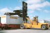 Loaded Trailer/Container Handler, 80,000 lbs. Capacity by Taylor Machine Works -- TETCP-1100I
