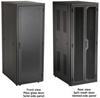 "42U Elite Data Cabinet 79""H x 30""W x 42""D 10-32 Rails -- EC42U3042TPMSMNK -- View Larger Image"