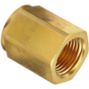 Parker Brass Pipe Fitting, Cap, NPT Female