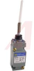 Limit Switch, Heavy Duty, Wobble Stick,Any Dir, Spring Ret, 1NO-1NC, 10A, 600V -- 70060501