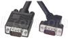 SVGA Cable, HD15 Male / 45° Male, 3.0 ft -- CTL3VGAMM-3BR