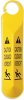 "Rubbermaid 6110 Hanging Safety Sign with Multi-Lingual ""Caution"" Imprint and Falling Person Symbol -- RM-6110"