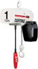 JLC - Various Suspensions Hoists -- 08202W