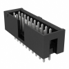 Rectangular Connectors - Headers, Male Pins -- SAM10321-ND -Image