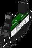 8B DIN Rail Carrier, 5VDC, No CJC -- 8BP01-205 -Image