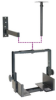 Small CCTV Monitor Ceiling/Wall Bracket -- VMP042/044