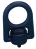 Tuff Forged™ Swivel Hoist Ring: 5/8-11 x 1 Thread, Rated Load: 4000 lbs. -- AK56004