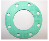 Green Non-Asbestos 700 Full Face Style Gaskets -- 3000-150-FF062-G700