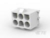 Rectangular Power Connectors -- 350834-4 -Image