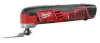 Milwaukee 2426-22 M12-12v Li-ion Multi Oscillating Tool -- MILWAUKEETOOL242622